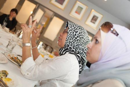 Dato Hafsah Hashim,Cafe 21 Newcastle