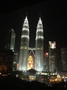 Petronas Towers, KL location for the 2013 Conference