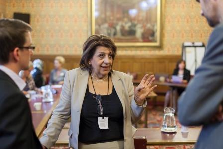 'Prof Roulla Hagen Nottingham Business School' House of Lords