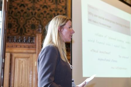 Karen Wood, CEO NESEP 'Why are social enterprises thriving in the Uk?' www.nesep.co.uk
