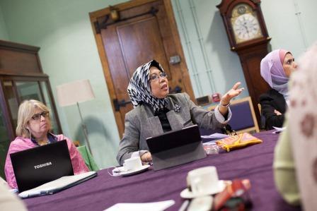 Dato Hafsah Hashim, CEO, SMECorp, St Cross Collge,Oxford University