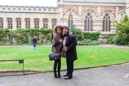 Shamsimar Yusof,MD, CD Communications Group,Dato Azlin Ahmad Shaharbi,  Oxford University