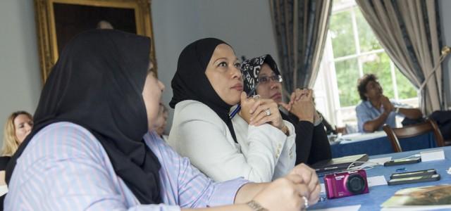 Dato Hazimah Zainuddin and Dato Hafsah Hashim  St Johns College Durham University