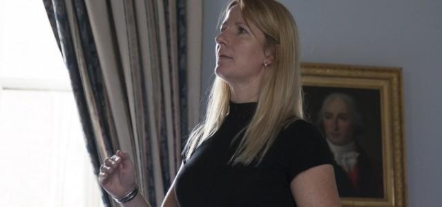 Karen Wood,Ceo NESEP, St Johns College Durham University