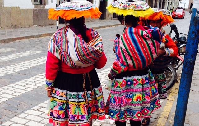 Dinah Bennett ICE Images of Peru February 2015 Peruvian Textiles