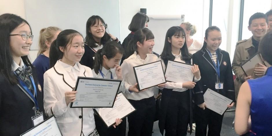 durham-enterprise-summer-school-students-from-chengdu-china-2